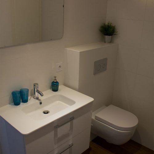 salle bain toilette gite