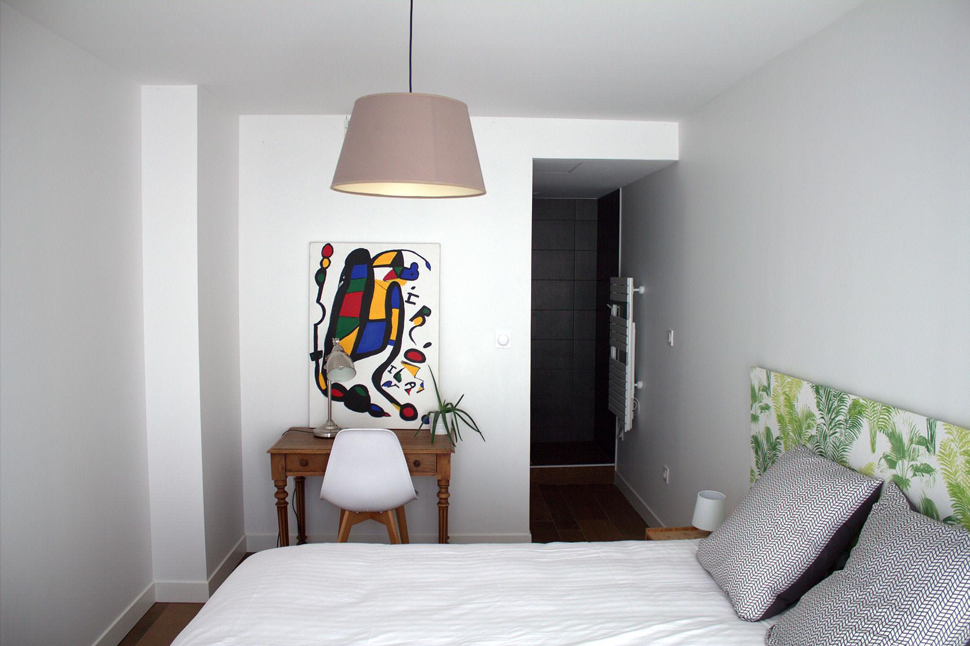 Effet Lodge chambre hotes Saint-Cyr-au-Mont-d'Or