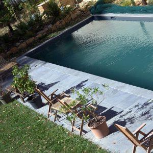 piscine Effet Lodge
