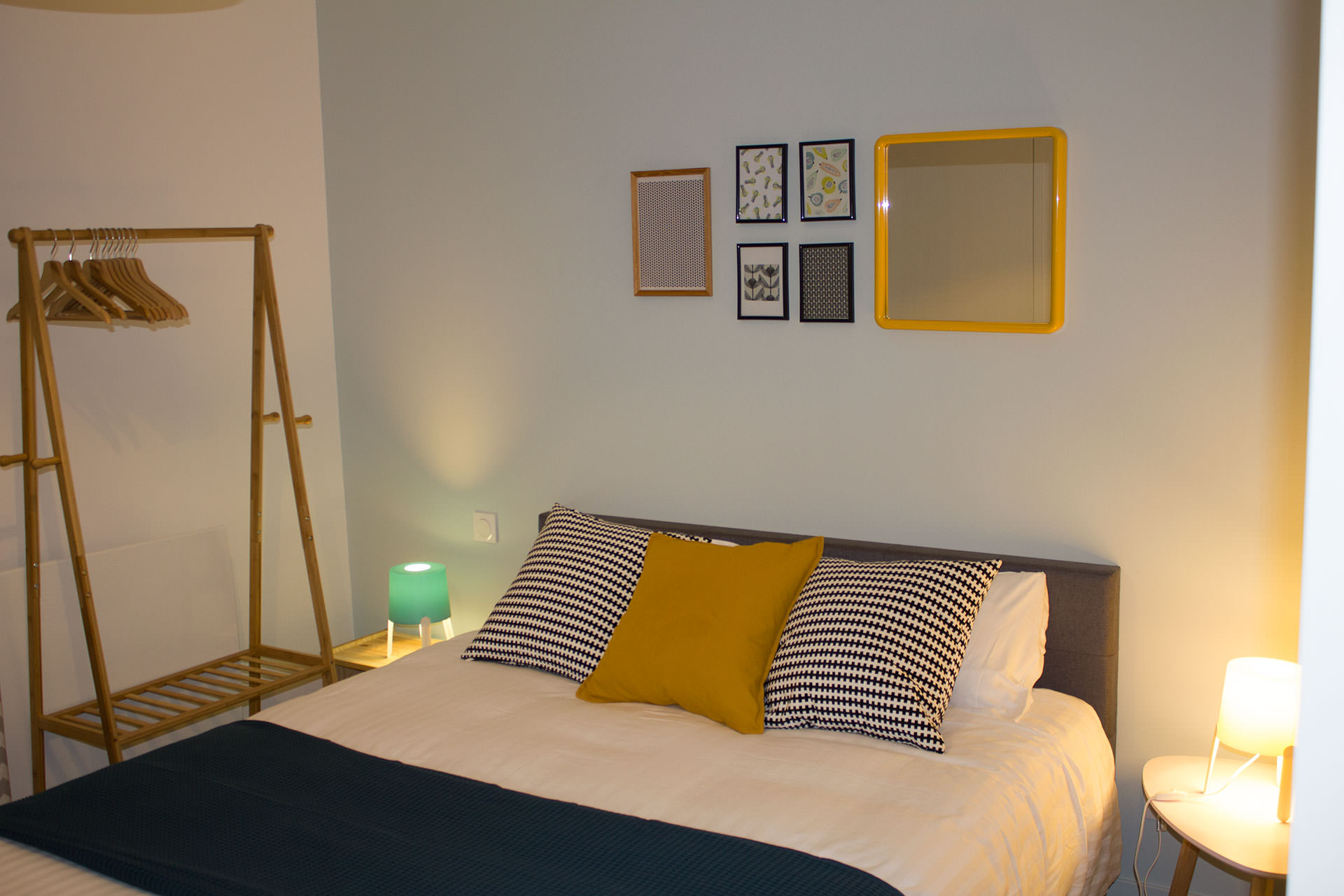 bnb chambre hotes Lyon Saint-Cyr-au-Mont-d'Or